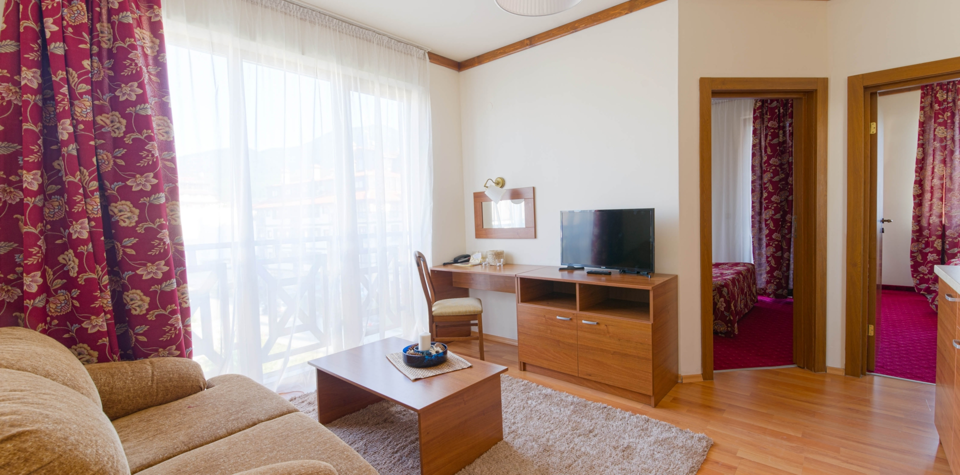 Suite Two bedrooms Delux